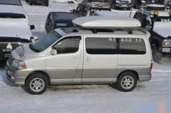 Дуги багажника. Toyota Grand Hiace, KCH10, KCH10W, KCH12, KCH16, KCH16W, RCH11, VCH10, VCH10W, VCH16, VCH16W Toyota Granvia, KCH10, KCH10W, KCH12, KCH...