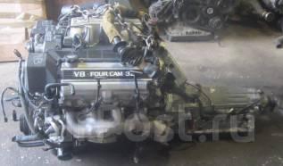 Двигатель в сборе. Toyota Celsior, UCF11, UCF10 Двигатель 1UZFE