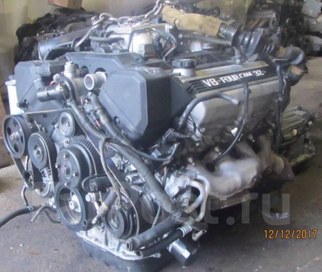 Двигатель в сборе. Toyota Celsior, UCF10, UCF11 Двигатель 1UZFE