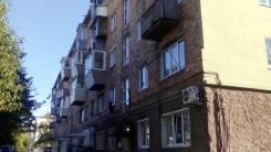 2-комнатная, улица Калинина 45а. Чуркин, агентство, 43 кв.м. Дом снаружи