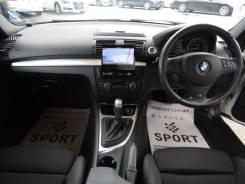 BMW 1-Series. автомат, передний, 2.0, бензин, 19 000 тыс. км, б/п, нет птс. Под заказ