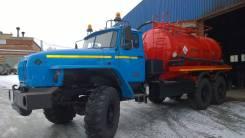 Урал 4320. АКН-10 на шасси -60, 30 000 куб. см., 10,00куб. м.