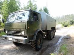 Камаз 4310. Продается грузовой фургон КамАЗ, 10 850 куб. см., 8 000 кг.
