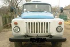 ГАЗ 53. ГАЗ-53 водовозка, 5 000 куб. см., 5 000 кг.