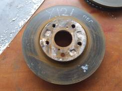 Диск тормозной. Toyota Mark X, GRX120, GRX121, GRX125 Двигатель 3GRFSE