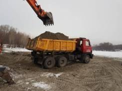 Tatra T815. Татра-815, самосвал в Барнауле, 11 000 куб. см., 17 000 кг.