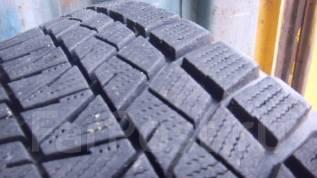 Комплект шины+литьё на 17 5-114,30 Nissan X-Treil 215-60-17 зима. 6.5x17 5x114.30 ET-44 ЦО 65,0мм.