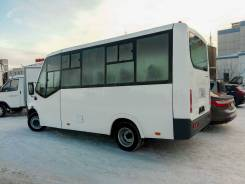 ГАЗ ГАЗель Next A64R42. ГАЗ NEXT каркасный автобус, 19 мест