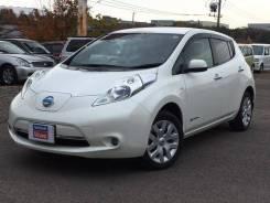 Nissan Leaf. вариатор, передний, электричество, 68 025тыс. км, б/п, нет птс. Под заказ
