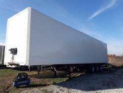 Lecitrailer. Промтоварный фургон 2008 год, 39 000 кг.