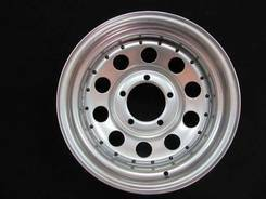 Steel Wheels. 8.0x15, 5x139.70, ET0, ЦО 108,7 мм.