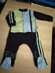 Одежда детская. Рост: 62-68, 68-74, 74-80, 80-86 см