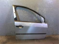 Дверь боковая Ford Fiesta 2001-2007, правая передняя