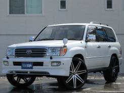 Toyota Land Cruiser. автомат, 4wd, 4.7, бензин, 70 000 тыс. км, б/п. Под заказ