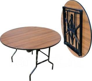 Столы, стулья аренда