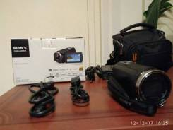 Sony HDR-CX400E. 8 - 8.9 Мп, с объективом