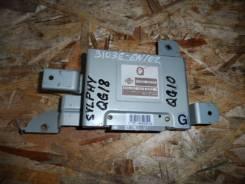 Блок управления акпп, cvt. Nissan Bluebird Sylphy, QG10 Nissan Sylphy Двигатель QG18DE