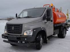 ГАЗ Газон Next C41R13. Продам Топливозаправщик 4389JY ГАЗ-C41R13 (NEXT, 5,3м3, 2 отс. АТЗ), 5,20куб. м.