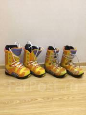 Ботинки сноубордические детские продам