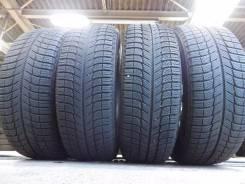 Michelin X-Ice. Зимние, без шипов, 2013 год, износ: 5%, 4 шт