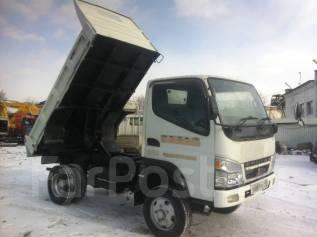 Mitsubishi Canter. Mitsubishi-Canter,4 WD, мостовой самосвал, 5 200 куб. см., 3 000 кг.