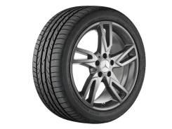 Mercedes. 7.5x18, 5x112.00, ET47, ЦО 66,6мм.
