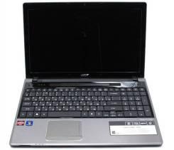 """Acer Aspire 5553G-P544G50Miks. 15.6"""", 2,4ГГц, ОЗУ 4096 Мб, диск 500 Гб, WiFi, Bluetooth"""