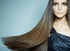 Микрокапсульное наращивание натуральных волос
