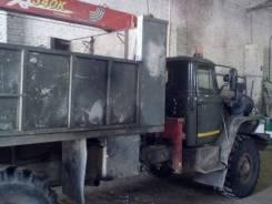 Урал. манипулятор 1980г. в., 11 150 куб. см., 3 000 кг., 8 м. Под заказ