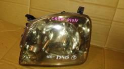 Фара левая мицубиси дион 2000-2002