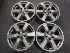 Nissan. 5.5x17, 5x114.30, ET45, ЦО 66,1мм.