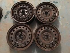 Nissan. 6.0x15, 5x114.30, ЦО 66,1мм.