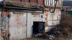 Гаражи кооперативные. улица Шошина 37, р-н БАМ, 30 кв.м., электричество, подвал. Вид изнутри