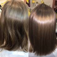 Ботокс+Кератин лечение волос