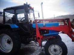 МТЗ 82.1. Продам трактор мтз 82.1, 4 500 куб. см.