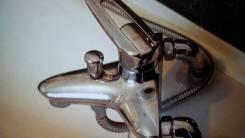 Установка смесителей на борт Вашей ванны