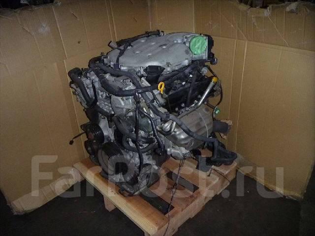 Двигатель Infiniti FX35 VQ35DE ребилд гарантия 6 месяцев