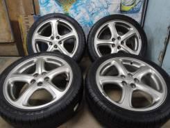 """Продам Отличные Стильные колёса Subaru Legacy+Лето 215/45R17. 7.0x17"""" 5x100.00 ET55"""