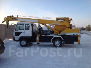 Kato NK-70MV. Автокран, 6 500 куб. см., 5 000 кг., 21 м.