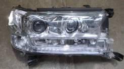 Фара Land Cruiser 200 LED правая (2015- )