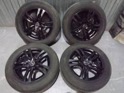 Комплект колес 215/60R16 5X114.3. 6.5x16 5x114.30 ET45 ЦО 73,1мм.