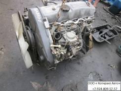 Двигатель в сборе. Mitsubishi Pajero