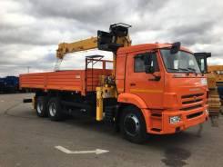 Soosan SCS736LII. Продаю КМУ Камаз 65115 установка 7 тонн, 11 700куб. см., 12 000кг.