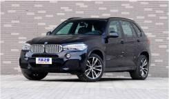 Обвес кузова аэродинамический. BMW X5, F15. Под заказ
