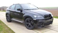 Обвес кузова аэродинамический. BMW X6, E71. Под заказ