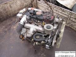 Двигатель в сборе. Nissan Caravan Двигатель TD27
