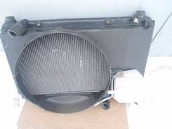 Радиатор охлаждения двигателя. Toyota Mark II, GX100, GX105 Toyota Cresta, GX100, GX105 Toyota Chaser, GX100, GX105 Двигатель 1GFE
