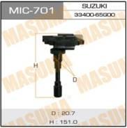 Катушка зажигания! Suzuki SX4/Alto/Baleno/Swift/Liana/Jimny/Wagon R 1.1-1.6i 95 MIC-701_ Masuma MIC701