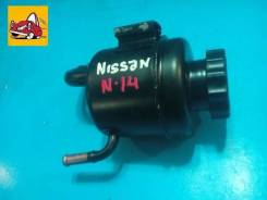 Бачок гидроусилителя руля. Nissan: Wingroad, 100NX, Sunny California, Sentra, Lucino, Presea, Rasheen, NX-Coupe, Pulsar, AD, Sunny, Almera Двигатели...