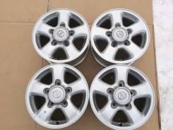 Toyota. 8.0x16, 5x150.00, ET60, ЦО 110,0мм.